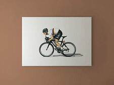 Mark Cavendish - Tour de France 2012 CANVAS PRINT