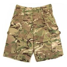 MTP MULTICAM BRITISH ARMY DESERT SHORTS COMBAT SHORTS GR1 MILITARY ISSUE COTTON