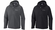 NWT $130 COLUMBIA MEN ASCENDER™ HOODED SOFTSHELL JACKET
