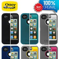 Apple iPhone 4 4s New 100% Genuine Original Otterbox Defender & Commuter Case