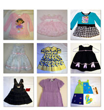 46 Girls Dresses 3 6 9 12 18 24 Months 2T 3T 4T Used & N W T Infants Toddlers