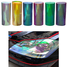 12'' x 48'' Chameleon Vinyl Car Film Sticker Decal for Headlight & Tail Light