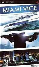 Miami Vice: The Game  (Sony PSP, 2006)