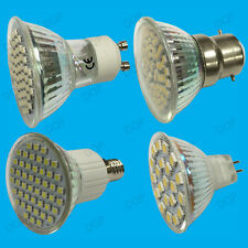 2x 5.6W LED Spot Light Bulbs Stock Daylight Warm White Replaces Halogen Lamps