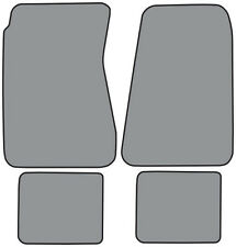 1968-1972 Buick Skylark Loop 4pc Factory Fit Floor Mats