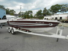 22  AVANTI OFFSHORE  PERFORMANCE BOAT , NO POWER