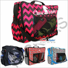 CLASSIC EQUINE WESTERN TACK HORSE BOOT ACCESSORY TOTE BAG