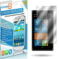 New HD Clear Anti Glare LCD Screen Protector Cover for Nokia LUMIA 900