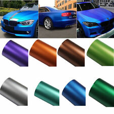 Car PVC Ice Vinyl Wrap Body Sticker Decal Roll Film Sheet Vehicle DIY More size
