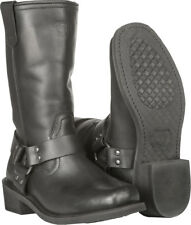 Highway 21 Mens Spark Leather Boots