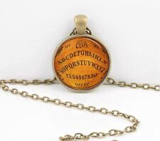 Ouija Board Vintage Game Occult Gift  Pendant Necklace