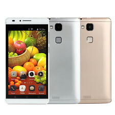 "Unlocked 5"" Android 4.4 Dual Core 2Sim 3G/GSM Smart cellphone AT&T GPS T-mobile"