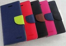 MERCURY WALLET STYLE FANCY FLIP DIARY CASE COVER FOR MICROMAX CANVAS HD A116