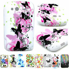 Fashion Soft Rubber Silicone Skin Gel Phone Case Cover For HTC Wildfire S G13