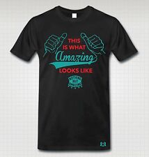 """AMAZING LOOK"" T-SHIRT to Match Air Foamposite One ""GONE FISHING"""