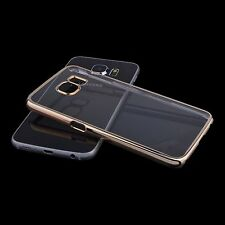 Ultra-thin Slim Clear Crystal Ttransparent Hard Case Skin Cover For galaxy phone