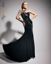 Tony Bowls TBE11315 Long Evening Dress ~LOWEST PRICE GUARANTEE~ NEW Authentic
