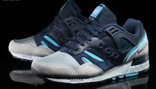 New Mens SAUCONY GRID Game Pack SD TRON LEGACY Navy Blue Gray S70164-1 g.r.i.d.