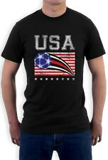 USA Womens Soccer Ball | Flag World Championship 2015 T-Shirt US Team