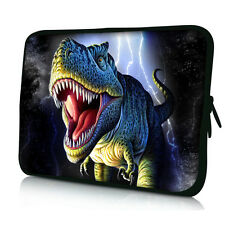 "Dinosaur 15"" 15.6"" 15.4"" Laptop Notebook Soft Carry Sleeve Case Bag Cover Pouch"