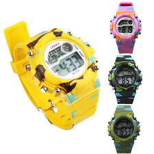 Fashion Mens Watch Digital LED Analog Quartz Alarm Date Sports Wrist Watch Tide