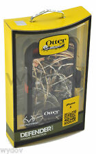 OEM NEW OtterBox Defender Realtree Camo Case Cover iPhone 5 Holster Screen Pro