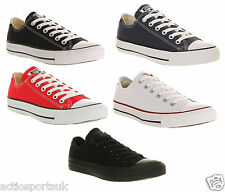 New Unisex Men's/Women's Converse All Star Low Chuck Taylor Trainers