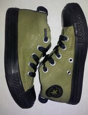 NIB Boys Converse CT Street Mid Cactus Green Slip-On Sneakers Shoes US 2,3,4,5