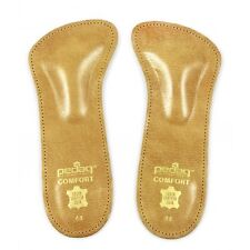 Pedag COMFORT Splayfoot Soft Cosy Leather Supportive Inserts Insoles Sizes 3-12