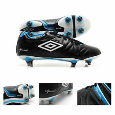 Umbro Speciali 3 Pro-A SG Mens Football Boots Leather New