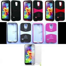 U-CASE + SCREEN PROTECTOR - Phone Cover Case for Samsung Galaxy S5