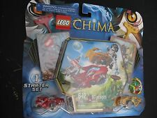 LEGO LEGENDS OF CHIMA~CHI BATTLES~#70113~GAME~STARTER SET~NEW IN PACKAGE