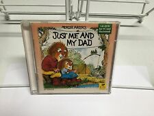 JUST ME AND MY DAD!  MERCER MAYER'S PC AND MAC CD-ROM INTERACTIVE BOOK GAME!