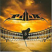 For the Love of the Game by Pillar (CD, Feb-2008, Essential Records (UK))