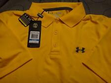 UNDER ARMOUR GOLF HEAT GEAR LOOSE FIT  POLO SHIRT XL L NWT $54.99