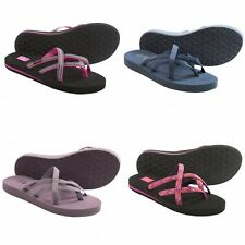 Teva Olowahu Mush Thong Sandals Flip Flops Assorted Colors New