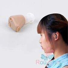 New AXON K-88 Rechargeable Acousticon Hearing Aid Aids Audiphone Sound Amplifier