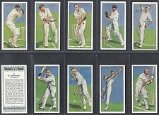 PLAYERS - CRICKET ERS 1930 (NUMBERS 01-25) PLEASE SELECT YOUR CARD.