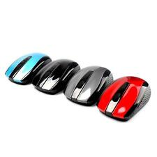 2.4GHz Wireless Optical Mouse Mice + USB Receiver for PC Laptop Macbook