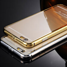 Luxury Ultra-thin Aluminum Metal Case Cover For iPhone 6 4.7inch/6 Plus 5.5inch