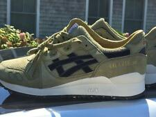 """ASICS GEL LYTE 3 III X FOOT PATROL """"SQUAD"""" PACKERS CONCEPTS KITH TITOLO ATMOS DS"""