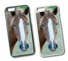 iPhone Horse Horse Hard Cover Flip Cover Case Protective Phone