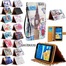 Flip Leather Wallet Card Stand Case Cover Pouch For Various Doogee Mobile Phones