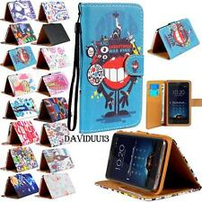 For Various Blackview Mobile Phones Leather Wallet Card Stand Flip Case Cover