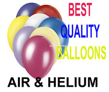 MIX Pack LARGE Latex Balloons AIR OR HELIUM BALLONS Birthday wedding Party CTI
