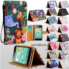 For Various Timmy Smart Phones Stand Leather Wallet Card Flip Magnetic Flip Case