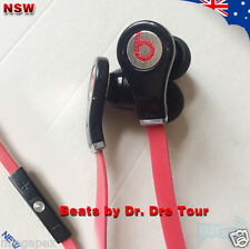 Beats by Dr.Dre Tour In-Ear Headphones Mic&Volume Control Talk for Apple iphones