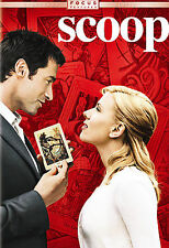 Scoop (DVD, 2006, Woody Allen, Hugh Jackman) Usually ships within 12 hours!!!