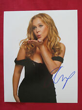 AMY SCHUMER SIGNED 8X10 PHOTO PROOF TRAINWRECK INSIDE AMY SCHUMER