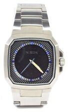Nixon THE DECK Mens Solid Stainless Steel Band Quartz Hand Wristwatch NEW